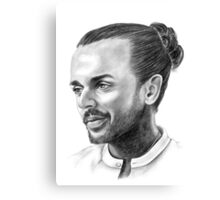 TOWIE's Pete Wicks Canvas Print