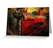 Furness Railway Number 20 Greeting Card