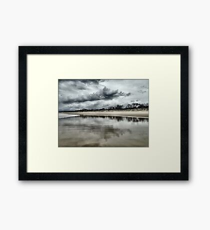 The Right Time To Be Me Framed Print