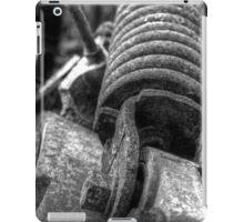 Discarded Disused Damper iPad Case/Skin