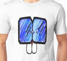 Glasses,Blue,Black,Nerd Unisex T-Shirt