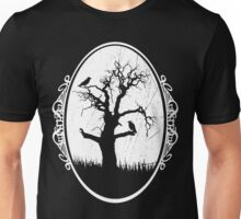 The shadows breath, whispering me away from you Unisex T-Shirt