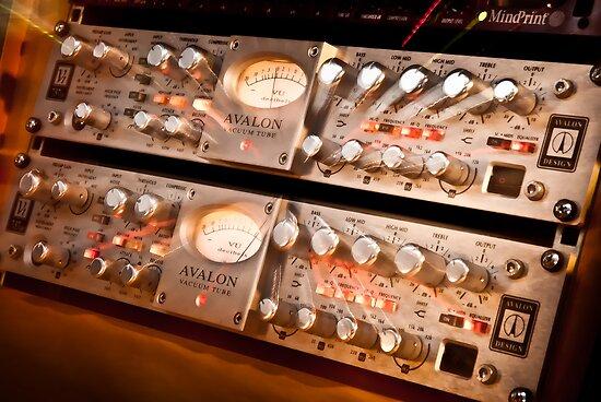 Sound Gear 2 - Mic Preamp by wulfman65