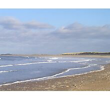 Brancaster Beach in Winter Photographic Print
