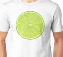 Slice of lime Unisex T-Shirt