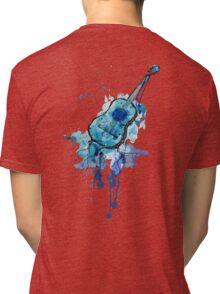 The Blues... Tri-blend T-Shirt