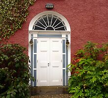 The Regency Doorway by Fara