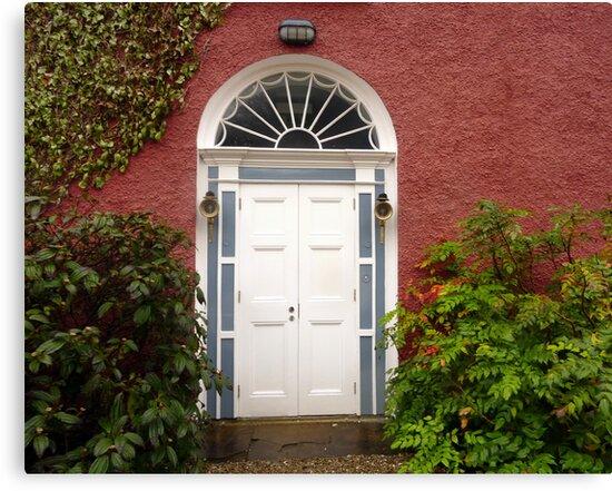 The Regency Doorway by Fara