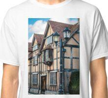 Home Of William Shakespeare Classic T-Shirt
