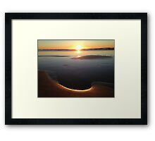 I'm Yours! Framed Print