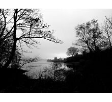 The Tranquility Of Lake Gartan Photographic Print