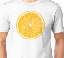 Slice of orange fruit Unisex T-Shirt