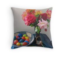 happy easter to you! Throw Pillow