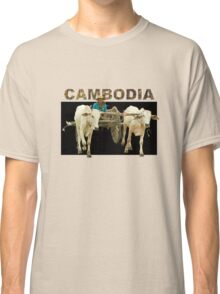 Cambodia Classic T-Shirt