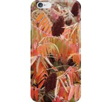 A fence of nature. iPhone Case/Skin