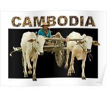 CAMBODIA Poster