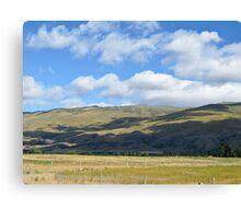 scenic Otago Canvas Print