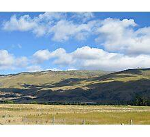 scenic Otago Photographic Print