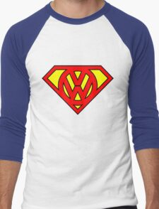VW Man Men's Baseball ¾ T-Shirt