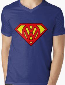 VW Man Mens V-Neck T-Shirt