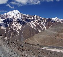 On the Road in Spiti Valley by SerenaB