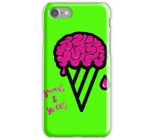 Be Smart & Sweet iPhone Case/Skin