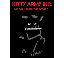 Kitty Army Inc. Zorro Photographic Print