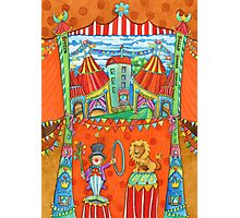 art for kids - circus kupus Photographic Print