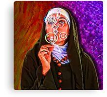 The Nun's Bubbles of Antioch Canvas Print