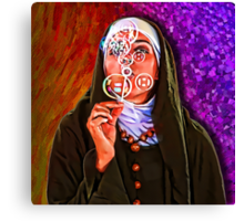 The Nun's Bubbles of Antioch Canvas Print