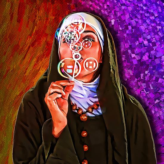 The Nun's Bubbles of Antioch by David Rozansky