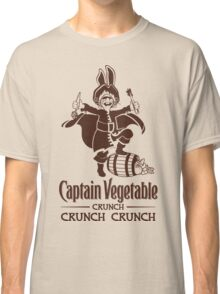 Captain Vegetable Classic T-Shirt