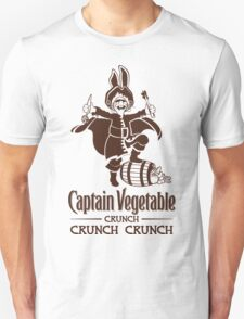 Captain Vegetable Unisex T-Shirt
