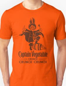 Captain Vegetable T-Shirt