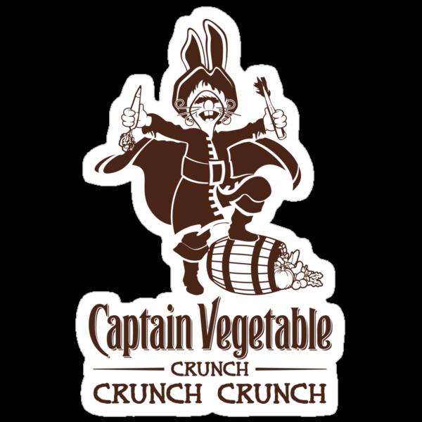 Captain Vegetable by BiggStankDogg
