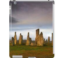 Ancient Stones iPad Case/Skin