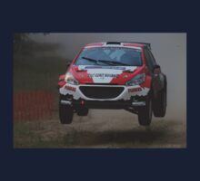 Scouts Rally SA 2015 - ARC Leg 3 - Mark Pedder Kids Tee