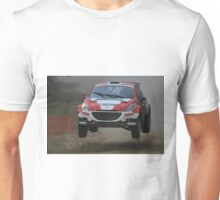 Scouts Rally SA 2015 - ARC Leg 3 - Mark Pedder Unisex T-Shirt