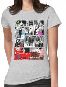 Snapshot Womens Fitted T-Shirt