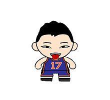 Jeremy Lin  by simplyswt90
