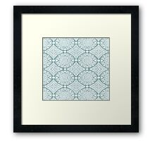 Winter White  Framed Print