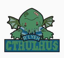R'lyeh Cthulhus Rugby by Squidink58