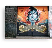 love will win Canvas Print