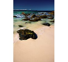 White sand and crystal waters Photographic Print