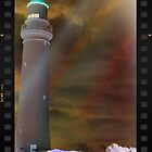 Lighthouse Pop Style by Catherine C.  Turner