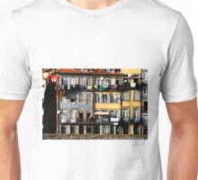 The most sweet houses in Oporto Unisex T-Shirt