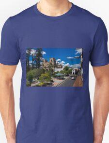 Why Do I Live Here? Unisex T-Shirt