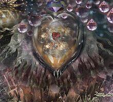 Glass Heart by Dana  Haynes