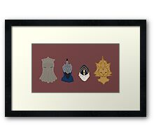 Elite Framed Print