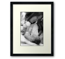 Welcome to This World Framed Print